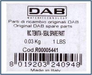 Ремонт, сервис и запасные части для насосов DAB