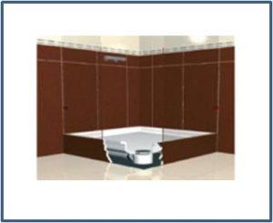 Сифоны для ванн и душевых поддонов HL