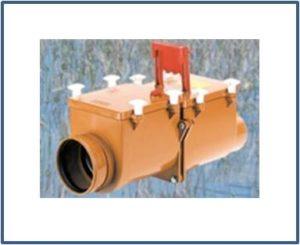 Механические канализационные затворы HL