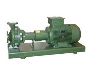 Ремонт и запасные части для консольных насосов DAB типа KDN
