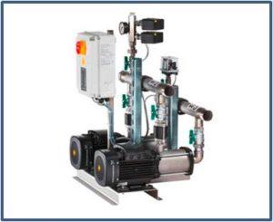 Станции повышения давления GRUNDFOS Hydro Multi-S с насосами CM
