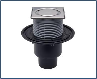 Трап для внутренних помещений HL310N-3000