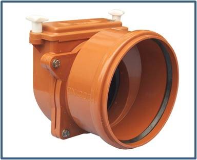 Механический канализационный затвор HL720.0