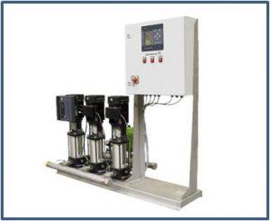 Станции повышения давления GRUNDFOS Hydro MPC-S, -F