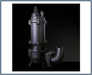 Насосы для сточных вод CNP