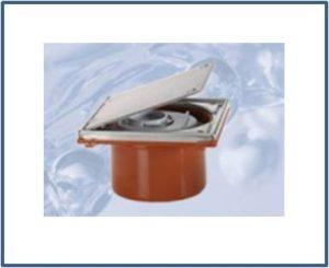 Ревизии-прочистки для канализации HL