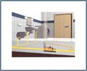 Канализационные затворы с электроприводом HL