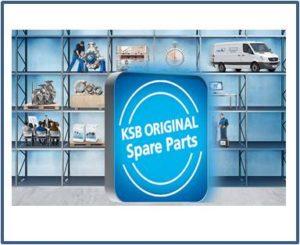 Ремонт, сервис и запасные части для насосов KSB