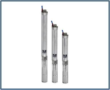 Скважинный насос DAB S4 E36-T-mot. 4OL (артикул 60121323)