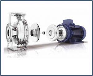 Ремонт, сервис и запасные части для насосов EBARA