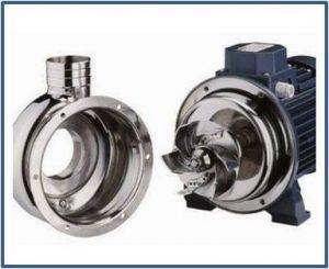 Ремонт и запасные части для насосов EBARA серии DWO