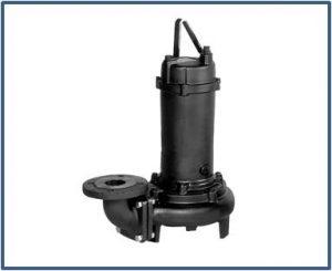 Насосы для канализационных стоков EBARA DL - DL W/C